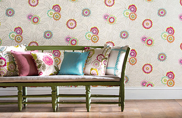 Harlequin Jardin Boheme Wallpapers