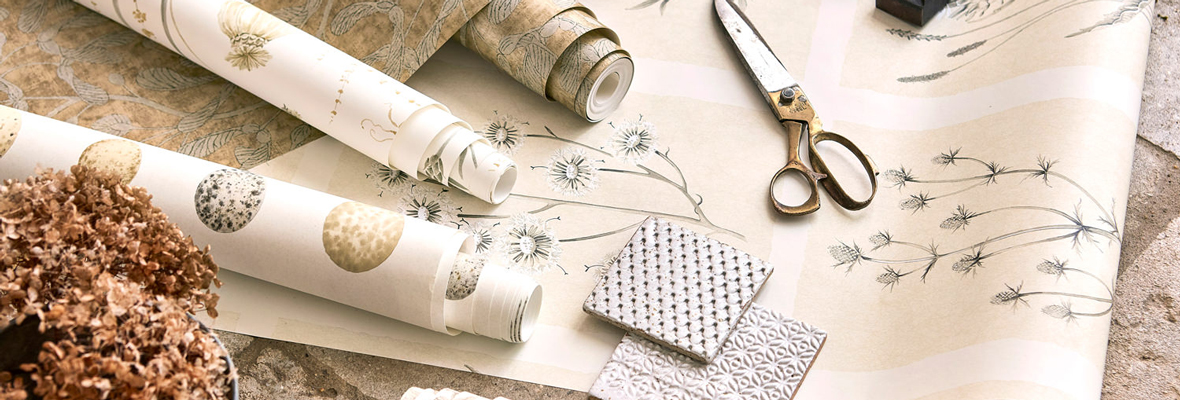 British Designer Wallpaper | Contemporary Wallpaper Designs | Style Library