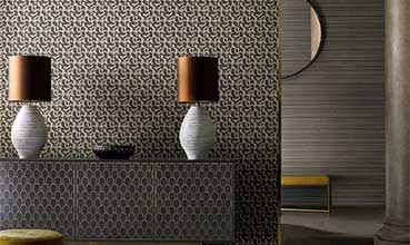 New Rhombi Wallcoverings